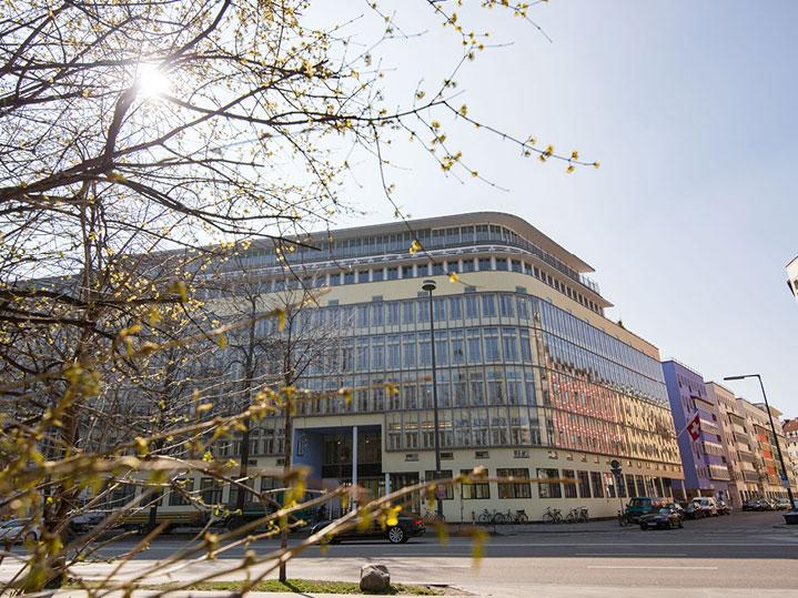 Firmensitz MANEUM Hausverwaltung GmbH