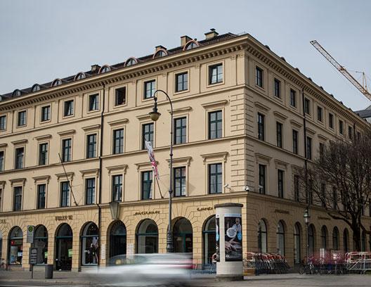 MANEUM Hausverwaltung GmbH München Wegverwaltung