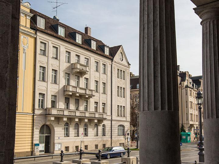 MANEUM Hausverwaltung GmbH verwaltete Immobilie Bogenhausen