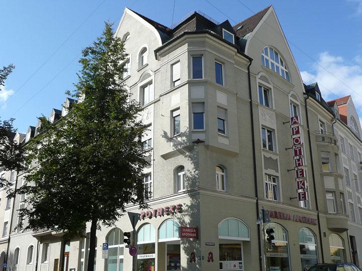 MANEUM Hausverwaltung GmbH Wohnimmobilie München und Geschäftshaus