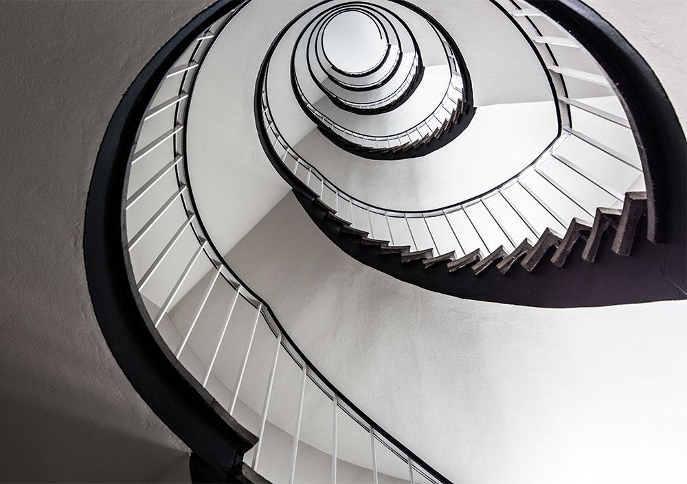 MANEUM Hausverwaltung GmbH München Treppe