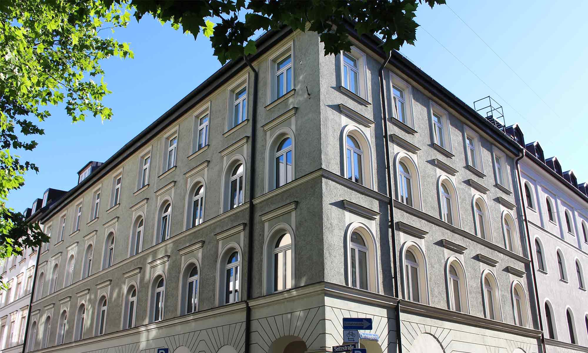 MANEUM Hausverwaltung München Treppe